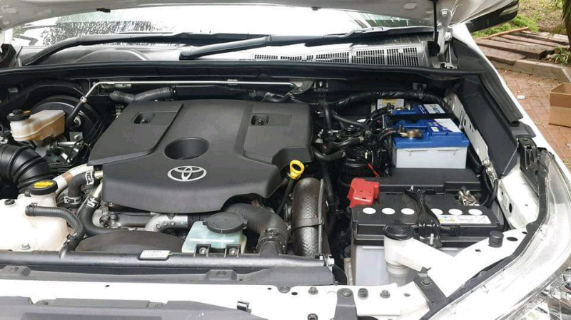 Hilux dual battery system (revo)