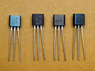 4 X MATCHED TOSHIBA 2SK30 2SK30A 2SK30AGR N CHANNEL AUDIO FET FOR KANEDA PREAMP