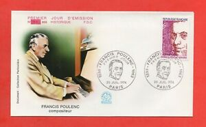 FDC-1974-Francis-POULENC-compositeur-835