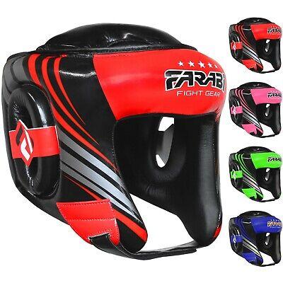 RDX Sparring Gear Head Guard Karate Helmet Boxing MMA Headgear Kick Muay Thai CA