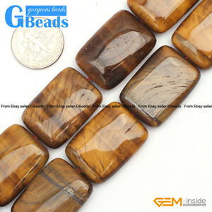 18x26mm-Assorted-Stones-Rectangle-Beads-For-Jewelry-Making-Free-Shipping-15-034