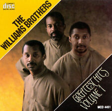 The Greatest Hits, Vol. 1 by The Williams Brothers (CD, Oct-1991, Malaco)