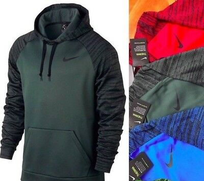 NWT Men/'s Big /& Tall NIKE Dri-Fit Logo Swoosh Hoodie Sweatshirt Assorted Colors!