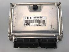 Programmed 2002-2003 Audi B6 A4 C5 A6 3.0L ECU Engine Control Module 8E0909559E