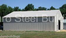 DuroBEAM Steel 24x24x12 Metal Building Kits Prefab DIY Garage Workshop DiRECT