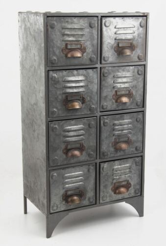 """/""""Cromford Court/"""" Industrial Style Cabinet from /""""The Workhouse/"""" Collection"""