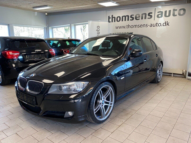 BMW 320d 2,0  4d
