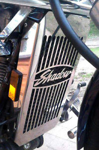 S L furthermore Honda Vt Shadow Radiator Cover Mck A Vt C moreover Maqh Bi Sxeka D Yk Ew besides Honda Vt C Shadow Oem Radiator Thermostat Housing Hoses furthermore S L. on honda shadow sabre 1100 radiator