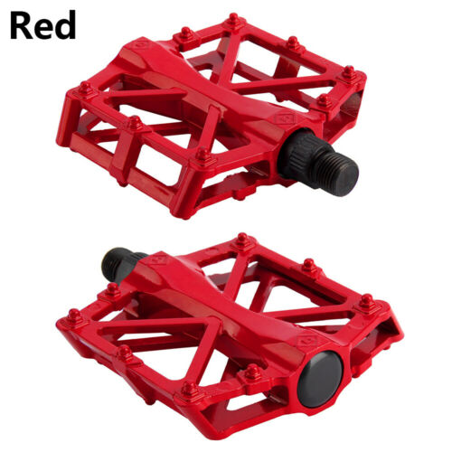 Ball Bearing Bicycle Parts Cycling Tool Mountain Bike Pedals Flat Platform