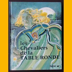 LES-CHEVALIERS-DE-LA-TABLE-RONDE-Georges-Chappon-1974