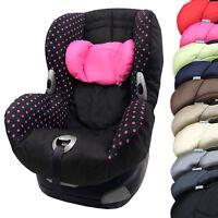 Kopfstütze Kopfpolster Für Alle Maxi Cosi Kindersitze Gruppe 1 10 Fabren Neu