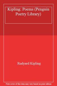 Details About Kipling Poems The Penguin Poetry Library By Rudyard Kipling