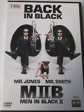 Men in Black MIB 2 - 2 DVD Version - Will Smith, Tommy Lee Jones - massig Extras