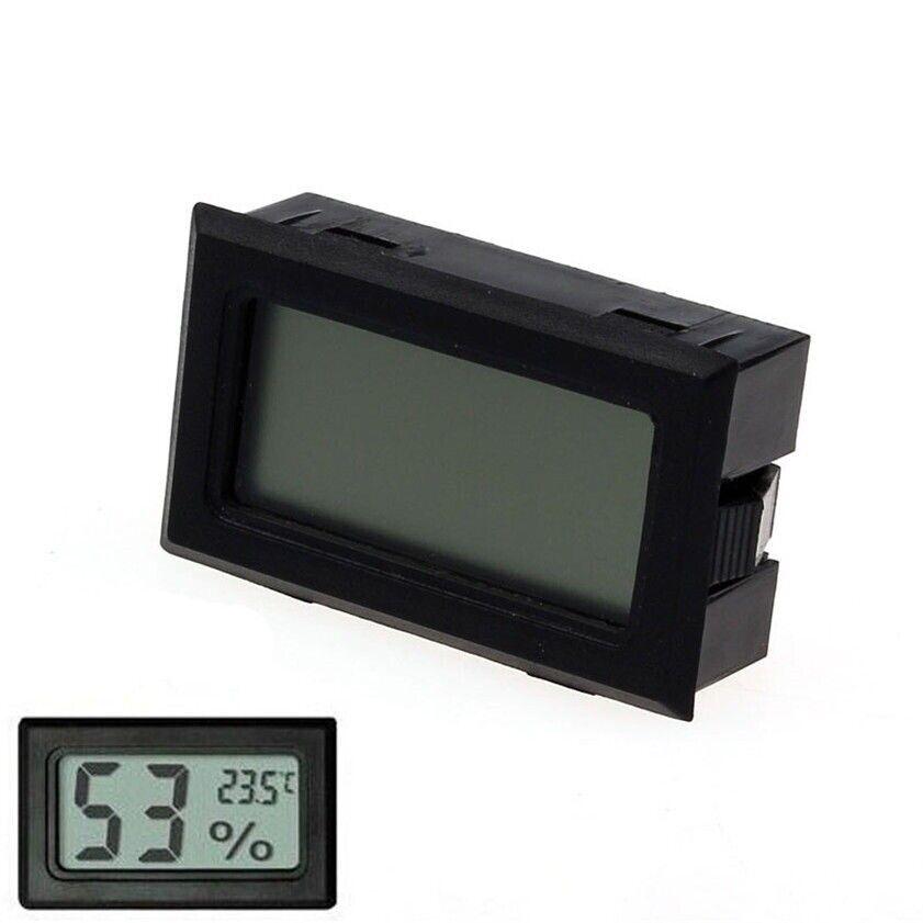 Mini Digital LCD hygrometer thermometer hygrometer Temperature Humidity Meter