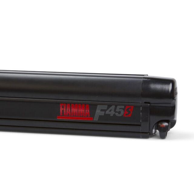 Fiamma F45S 300 Awning Black Royal Grey - 06759A01R for ...