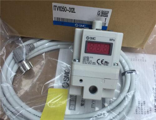 ITV1050-312L Electro-Pneumatic Regulator SMC Electronic Vacuum Regulator Y
