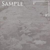Sample Of 24 X 24 Refin Ceramiche Industry Raw Grey R Floor Italian Tile
