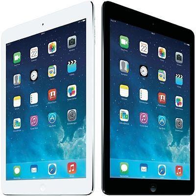 Apple iPad Air 1st Gen 16GB 32GB 64GB 128GB Gray / Silver  Wifi Tablet