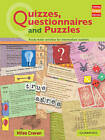 Quizzes, Questionnaires and Puzzles by Miles Craven (Spiral bound, 2005)