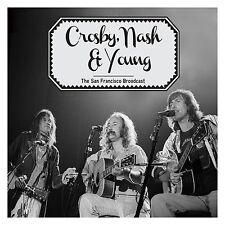 San Francisco Broadcast, The, Crosby, Nash & Young (2013)  CD