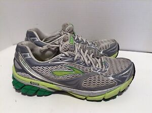 e4449c7dcc0 Women s Brooks Ghost 4 Running Shoes Sz US 9 (B) EU 40.5 Silver ...