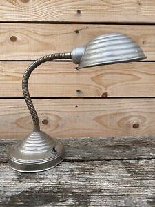 Lampada Design Alluminio Atelier Fabbrica Ufficio Art Deco ...