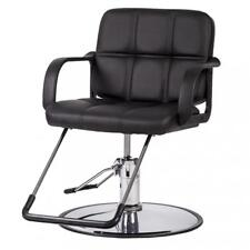 BestSalon Black Classic Hydraulic Barber Chair Salon Spa Beauty Equipment 10W