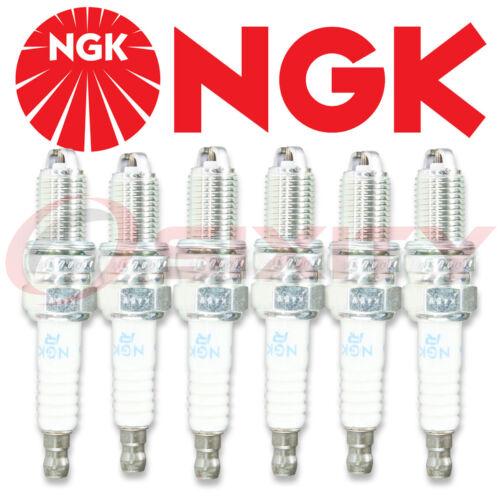 6pc NGK Laser Platitnum FITS for BMW E46 M3 E36 Z3 Z4 SPARK PLUG DCPR8EKP #7415