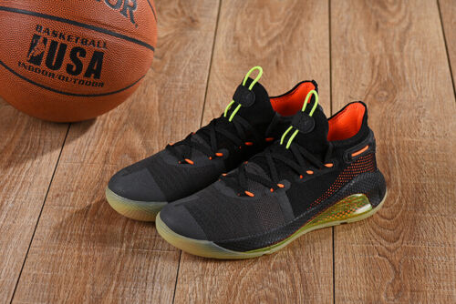 2019 Fashion Men/'s Under Armour Curry 6 Training Basketball Shoes Size US7-US12