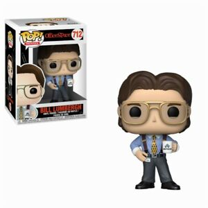 PräZise Bill Lumbergh Gary Cole Office Space Pop Action- & Spielfiguren Movies #712 Vinyl Figur Funko