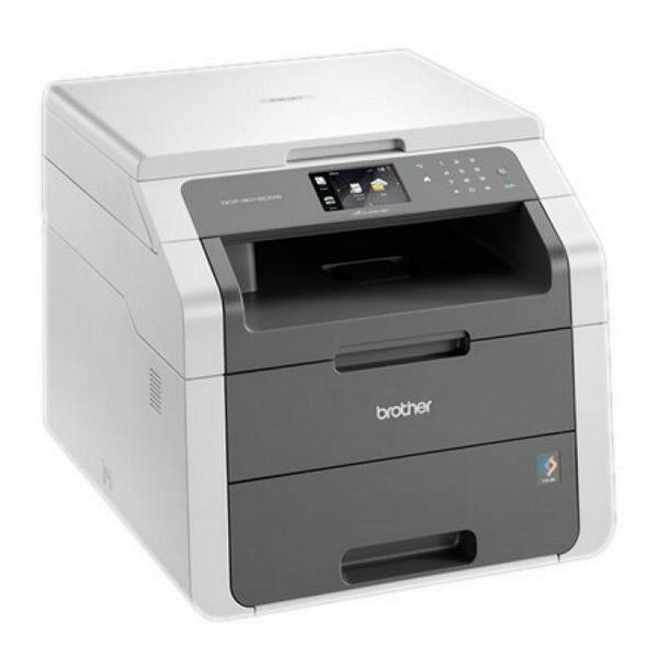Anden printer, Brother, USB / Wi-Fi LED printer Brother