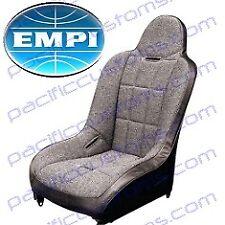 Empi 62-2768-7 Race Trim Lo-Back Seat Cover Only Black Vinyl//Black Vinyl