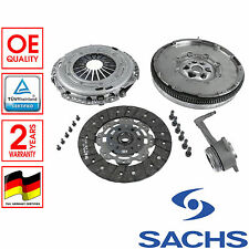 VW PASSAT 2.0 TDi BMP BKP DUAL MASS FLYWHEEL CLUTCH KIT SLAVE CYLINDER BEARING