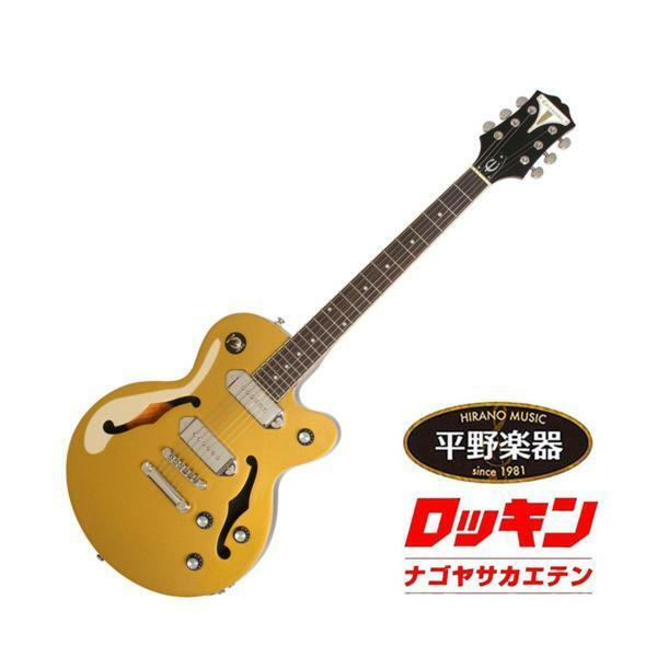 Epiphone Limited Edition Wildkat Studio Gold Top rare useful EMS F/S
