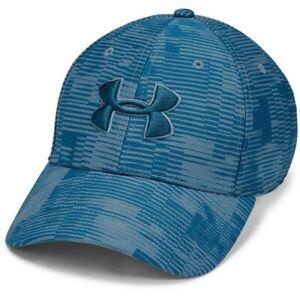 Under-Armour-Herren-Blitzing-3-0-Cap-Base-Cap-Stretch-Muetze-1305038-blau-407