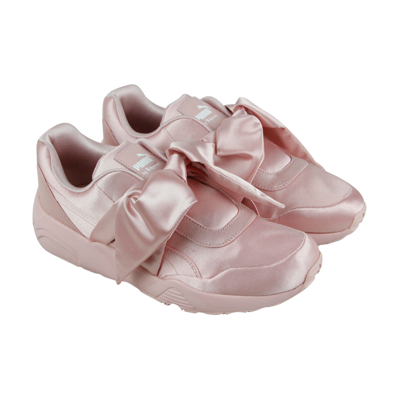 Puma Womens Fenty by Rihanna Riri Pink Bow Sneaker 36505401 Sneakers Shoes