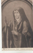 BF33514 van eyck mater dolorosa bruges cathedrale  painting art front/back image