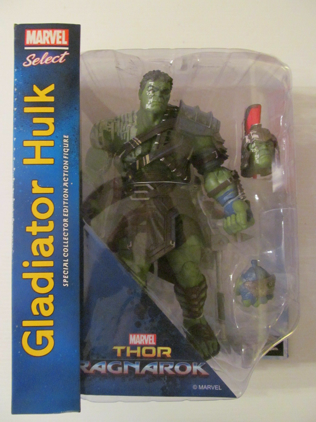 Marvel Select - Gladiator Hulk 10  Inch Figure Movies Version NEW