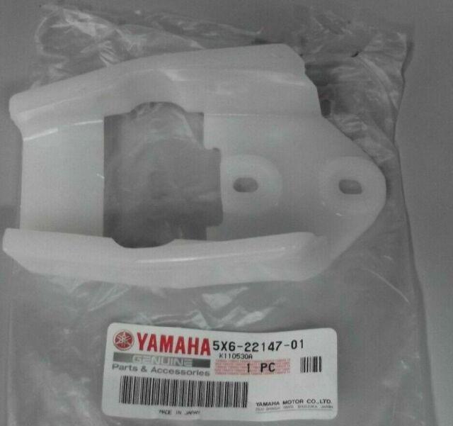 Striscia scorri catena cruna pattino originale Yamaha TT350 600 cod 5X62214701