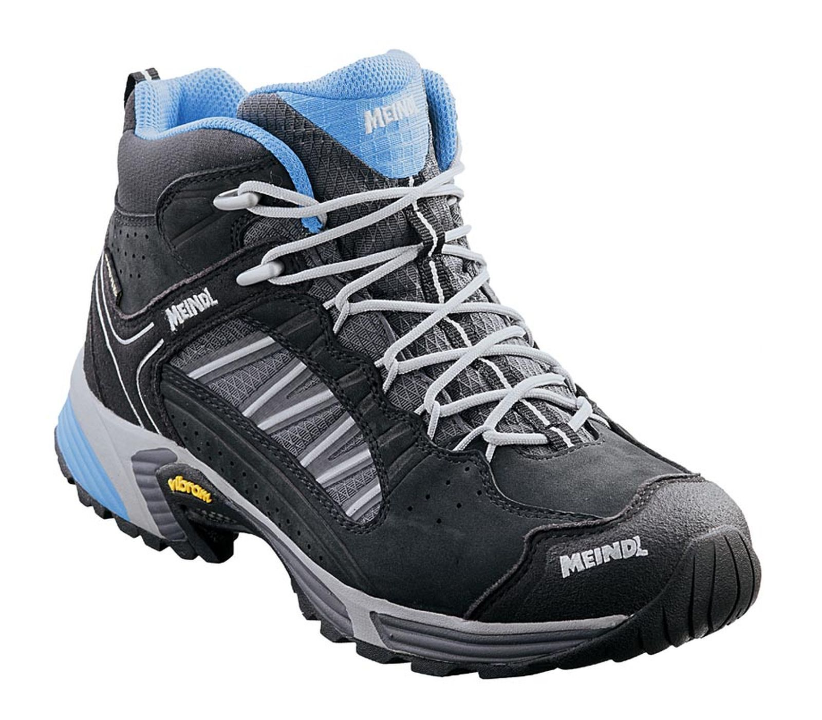 Meindl women Trekking - Randonnée Randonnée Randonnée - Chaussure SX 1.1 Femme Mid GTX black fe75e1