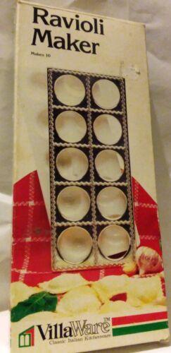 V5500   10-Square Ravioli Maker