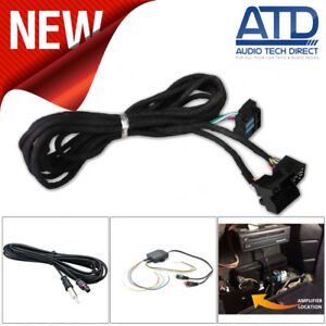 Astounding 6M Extension Cable Navigation Gps Bypass Dsp Amp Kit For Range Rover Wiring Cloud Brecesaoduqqnet