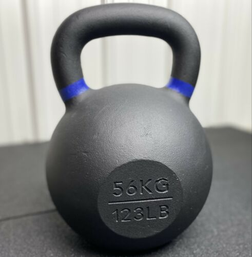 Bishop Barbell 123 LB// 56 KG Single Kettlebell