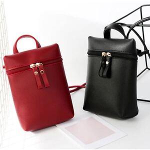 Details About Uk Women S Leather Small Designer Messenger Bags Mini Cross Body Shoulder