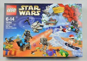 Lego-Star-Wars-Calendario-De-Adviento-Calendario-la-ultima-Jedi-75184-Juguete-Nuevo-Y-Sellado