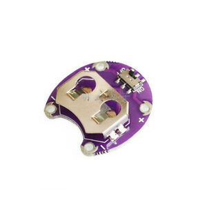 1PCS-LilyPad-Coin-Cell-Battery-Holder-CR2032-Battery-Holder-Case-Module-Arduino