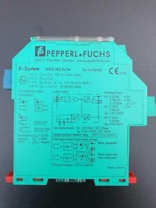 Pepperl-Fuchs-Boutons-Amplificateur-kfd2-sr2-ex1-w-N-132958