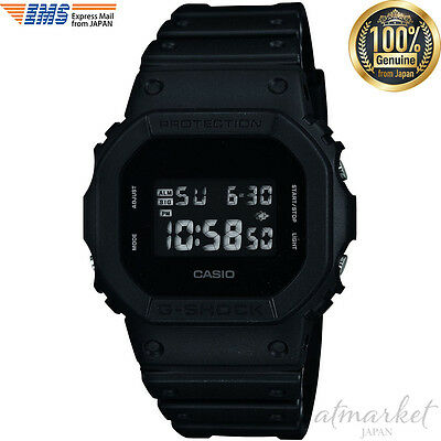 Casio G-shock Solid Colors DW-5600BB-1JF Men's Watch [Limited] from Japan EMS
