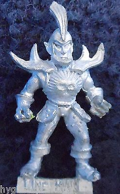 1988 Dark Elf Bloodbowl 2nd Edition Lineman 16 Citadel BB106 Team Fantasy Elven