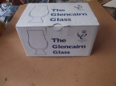 Glencairn Whiskey Glasses Tasting TULLAMORE DREW   IRISH WHISKY 6 pieces